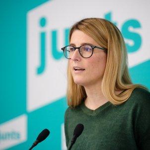 Elsa Artadi Junts / Julio Díaz