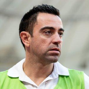 Xavi Hernandez Europa Press
