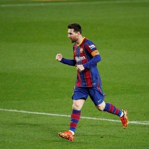 Leo Messi Barça Huesca EFE
