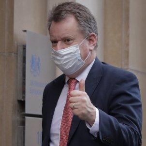 david frost brexit efe