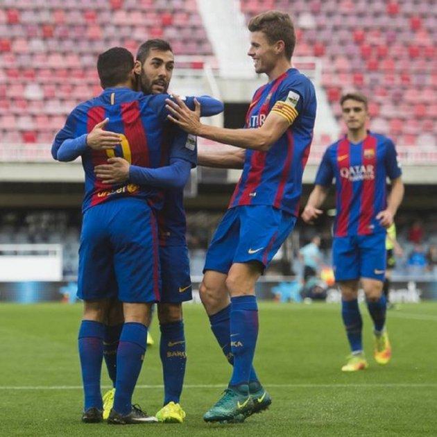 Barça B Eldenc FC Barcelona