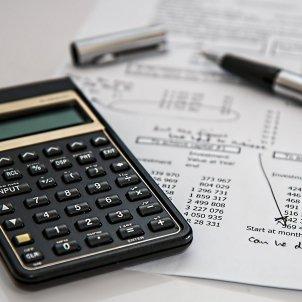 calculatodora declaración renta IRPF Pixabay