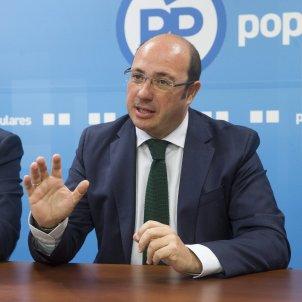 Pedro Antonio Sánchez - Múrcia - EFE
