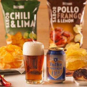 Cerveza Falke Torrada 00 / Mercadona