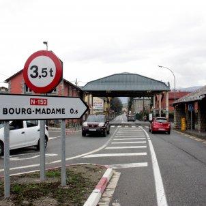 Frontera catalunya nord catalunya sud puigcerdà França / ACN