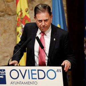 Alfredo Canteli Alcalde Oviedo PP nombres calles franquistas / Efe