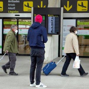 EuropaPress / Restricciones viajes UE