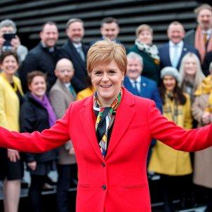 Nicola Sturgeon ley segundo referendum / EFE