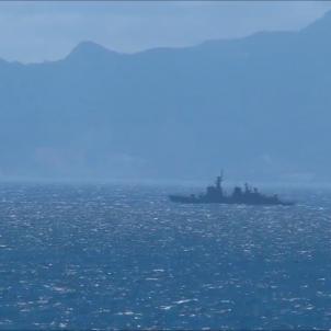 barco infanta cristina armada espanyola gibraltar @GibraltarGov