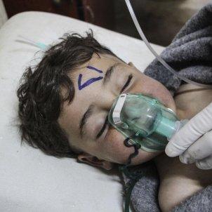 siria hospital srmes quimiques EFE