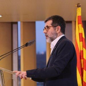 Conferencia Junts  Jordi Sànchez Govern / Sergi Alcàzar