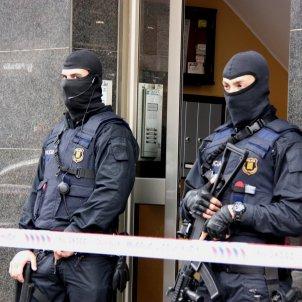 Terrorisme mossos  / ACN