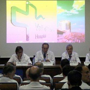 Direcció Hospital Vall d'Hebron / ACN