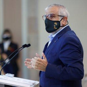 El líder de Ciutadans, Carlos Carrizosa investidura / EFE
