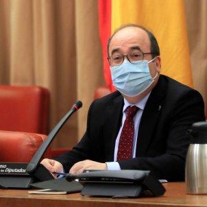 Miquel Iceta Ministre EFE