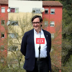 Salvador Illa Girona ACN