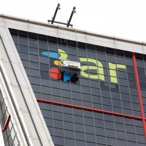 torres Kio Madrid Caixabank EFE