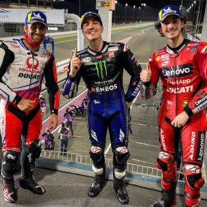 Maverick Viñales Zarco Bagnaia / MotoGP