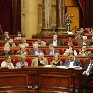 Ple Parlament 1 juny / Sergi Alcàzar