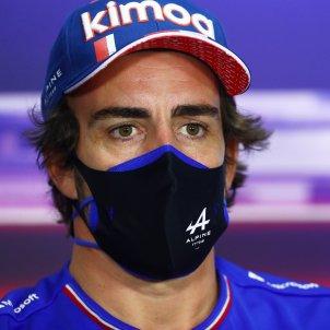 Fernando Alonso EFE