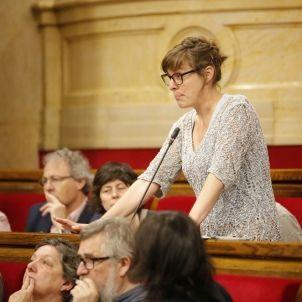 mireia vehi ple parlament / Sergi Alcàzar