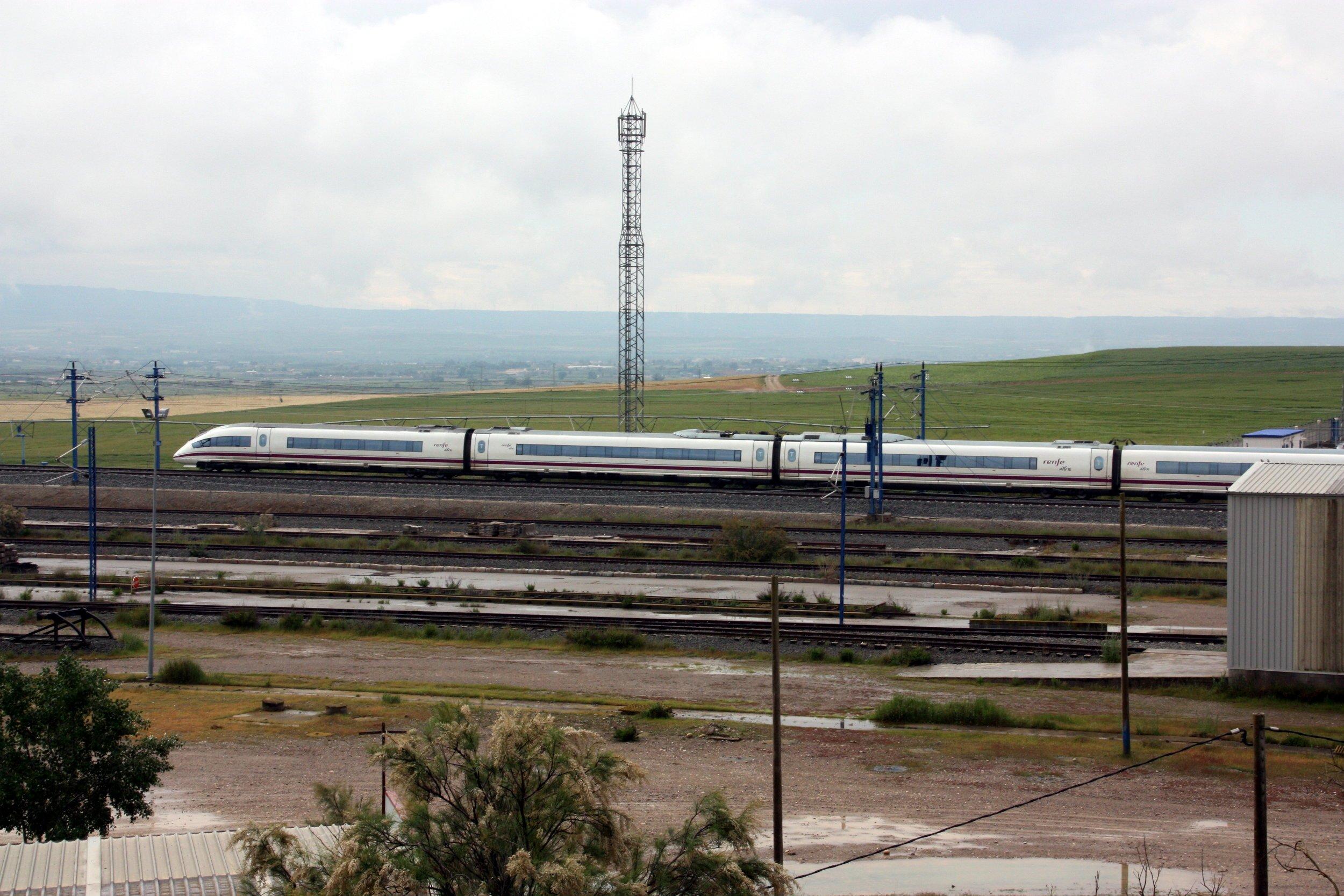 Un tren AVE pel Segrià / ACN