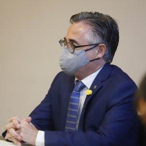Reunión Consell Executiu Ramon Tremosa Ruben Moreno