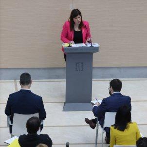 Gemma Geis segunda investidura Parlament - Sergi Alcazar