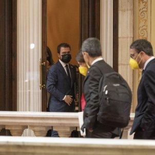 Aragones Junts Canadell segundo debate investidura - Sergi Alcàzar