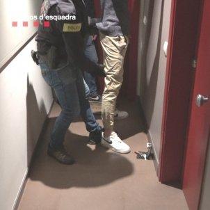 detencio manifestants pablo hasel lleida - acn