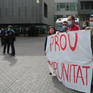 Plataforma Llibertat Pablo Hasel lleida - acn