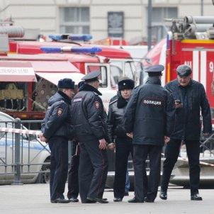 Rússia Policia - EFE