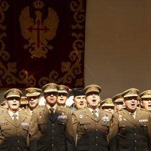 Militars exercit Ministeri Defensa Aznar Sergi Alcàzar