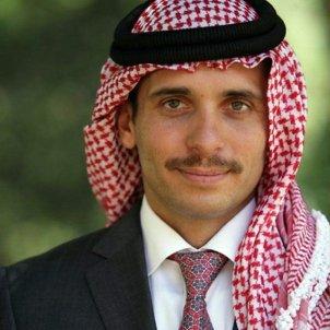Principe Jordania Hamzah Bin Husein foto Abd Alrahman Wreikat