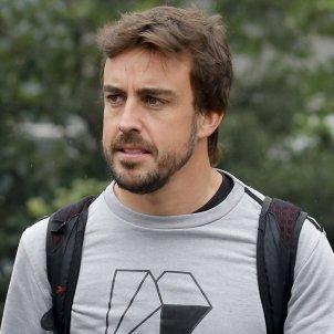 Fernando Alonso McLaren EFE