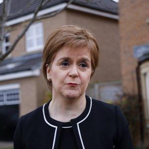 Sturgeon Escocia Elecciones 6 de mayo independencia mayoria / EFE