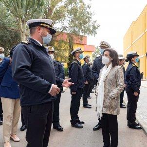 Ministra Margarita Robles Defensa EFE