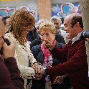 Susana Diaz PSC PSOE - Sergi Alcàzar