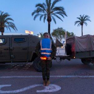 Militars exèrcit Palma EFE