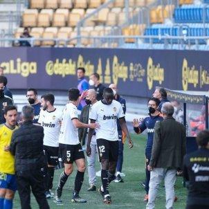 Cádiz Valencia Dikhaby Europa Press