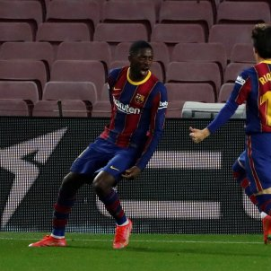 Dembélé Barça Valladolid EFE