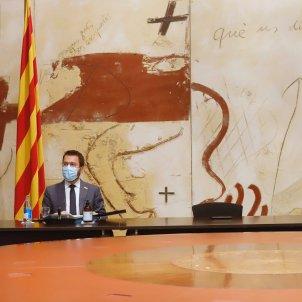 Consell Executiu Govern Generalitat 6/IV/21 / Ruben Moreno