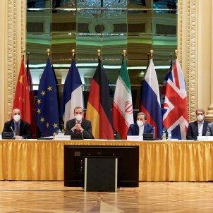 Encuentro Iran Viena acuerdo nuclear primer contacto con EEUA / EFE