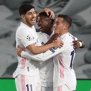 Real Madrid Liverpool Vinícius EFE