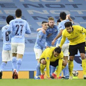 Manchester City celebracion Borussia Dortmund EFE