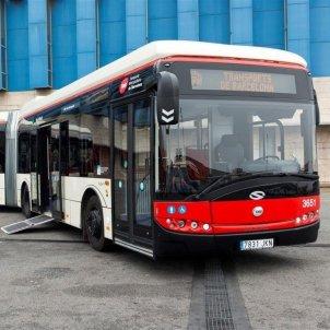 TMB autobusos Europa Press