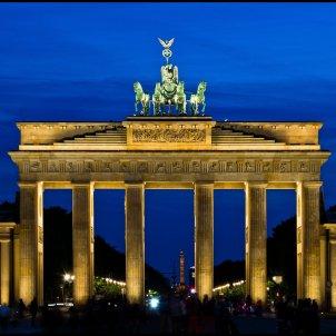 Puerta de Brandenburgo Alemania Wikimedia Commons Guillén Pérez