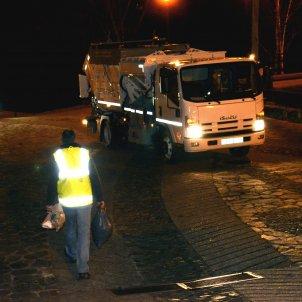 camió escombraries ACN