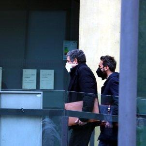 Fermín Morales, advocat de Núria Marín - ACN