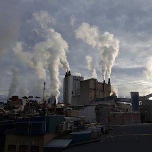 fabrica emisiones contaminacion - Pixabay